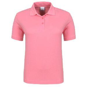 Girls Polo T-Shirt 02