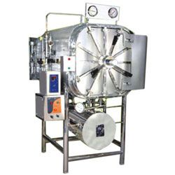 Horizontal Sliding Door Autoclave