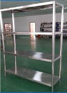Stainless Steel Pharmaceutical Rack