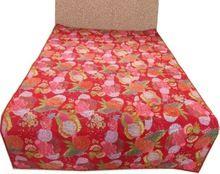Kantha Quilt Bedspread