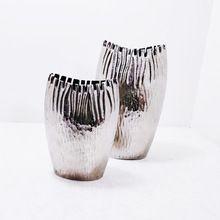 Aluminium Metal Flower Vases