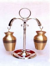 Brass Made Salt Pepper Shaker
