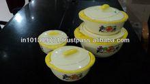 Plastic Insulated Hot Pot
