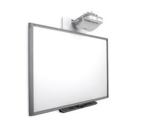 8000 Series Smart Board Interactive Flat Panel