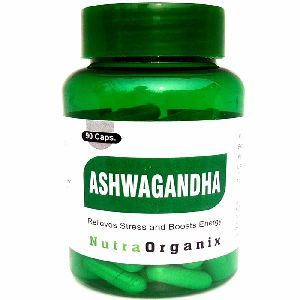 Ashwagandha Powder Capsules