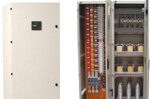 Capacitor Banks Detunned Reactors
