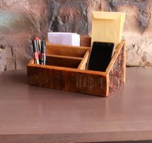 Wooden Card Holders