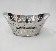 Silver Plated Antique Serving Bowls