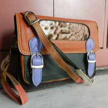 Multi Color Shoulder Bag