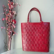 Women Leather Hand Made Tote Bag