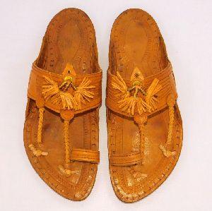 Mens Kolhapuri Slippers