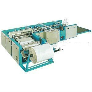 Fertilizer Non Woven Bag Machine