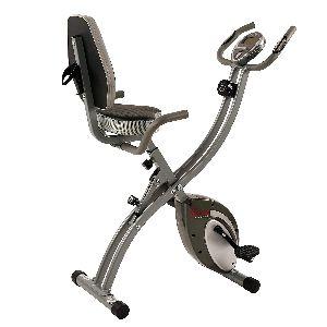 Sunny Health Fitness Folding Exercise Bike