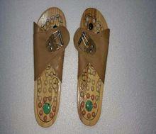 Acupuncture Wooden Slipper