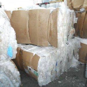 Clear LDPE Plastic Film Scrap
