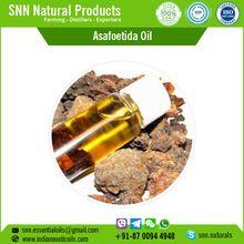 Raw Asafoetida Essential Oil