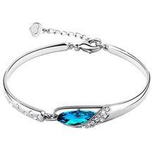 Crystal Slipper Bracelet