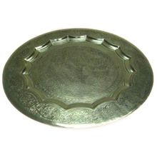 Decorative Round Charger Plate