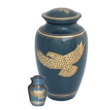 Eagle Cremation Urn Unique