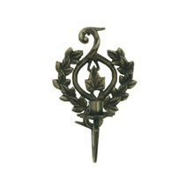 Wall Sconce Brass Candle Tealight