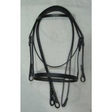 Leather Hunter Bridle