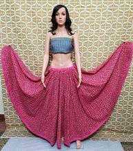 Booti Designer Cotton Long Skirt