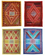 Handmade Embroidered Tapestry Wall Hangings