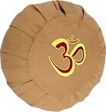 Top Grade Cotton Meditation Pleated Zafu Cushion