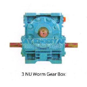 "3"" Nu Worm Gearbox"