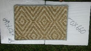 JUTE MATS AVAILABLE IN STOCK LOTS