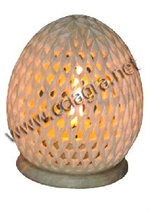 Engraved Tealight Candle Lamps