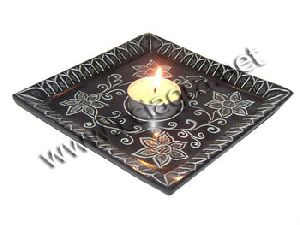 Tealight Candle Plate
