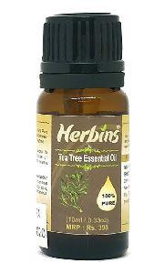 Herbins Tea Tree Essential Oil 10ml