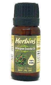 Herbins Wintergreen Essential Oil 10ml