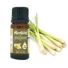 Organic Lemongrass Essential Oil