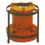 `reeja Brand Stainless Steel / Mild Steel Wick Stove