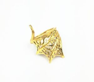 Gold Vermeil Fancy Design Ring