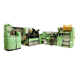 Cigarette Making Machinery