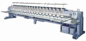 Barudan Bexs-y Series - Industrial Multi Head Embroidery Machine