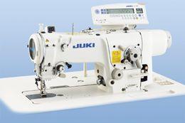 Juki Lz-2284a And Lz-2284a-7 - High-speed, Single Needle, Lockstitch, Zigzag Stitching Machine