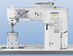Juki Plc-2700 Series - Post-bed, Unison-feed, Lockstitch Machine With Vertical-axis Large Hook