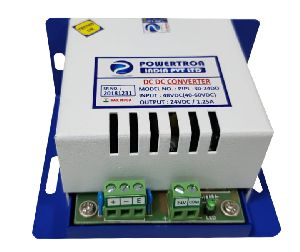 Dc to Dc Converter for Solar Water Pump