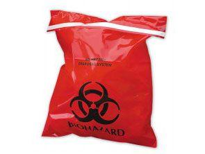 Bio Hazard / Medical Waste Bags