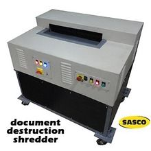 Paper Shredding Machine