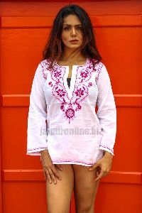 10 Pcs Indian Casual Cotton Short Kurtis
