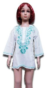 Cotton Tunic Top For Kids