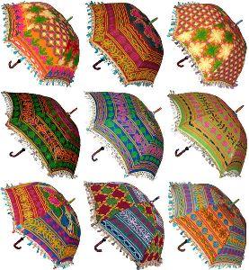 Designer Fashion Beach Umbrella