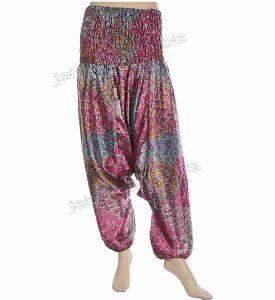 Fashion Womens Beach Harem Pants
