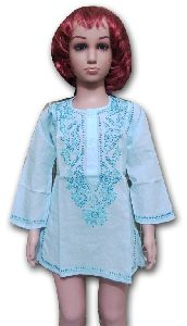 Indian Kids Cotton Tunic Top
