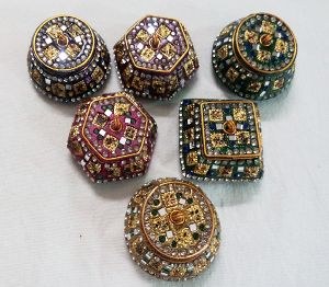 Traditional Indian Return Gifts For Wedding Lac Box